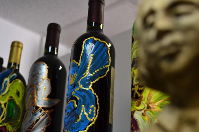 Unikatne buteljčne steklenice