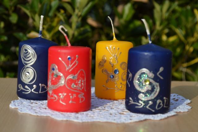 Energijska moč sveče